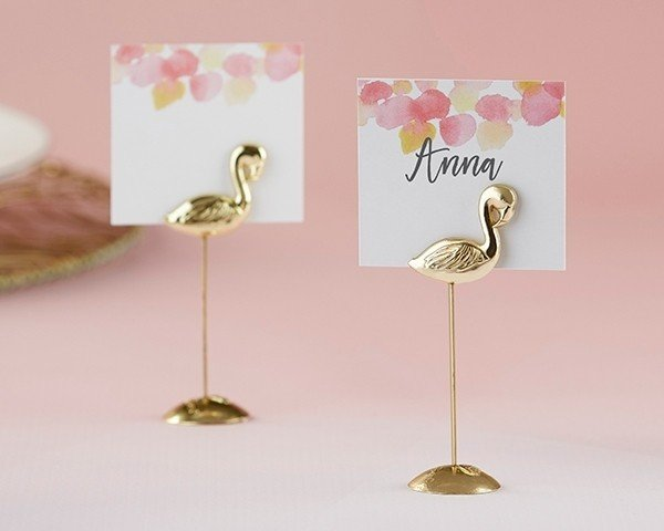 Flamingo Place Card Holder (Set of 6)