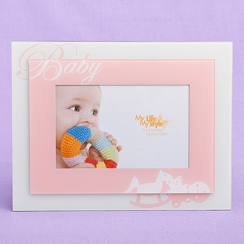 Baby Girl Picture Frame 4 X 6 Place Card Frames Holders Baby