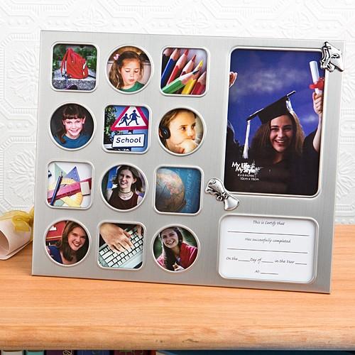 School Days Collage Frame