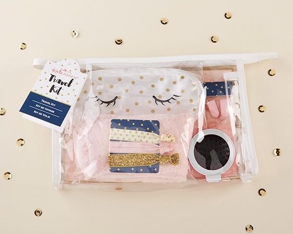 Gold Glam Travel Kit