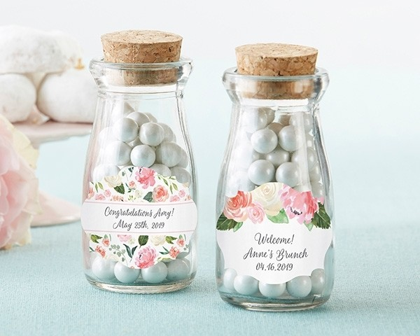 Personalized Milk Jar - Brunch (Set of 12)