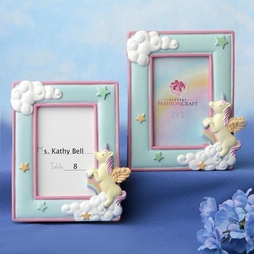 Unicorn 2 X 3 Placecard Frame Photo Frame