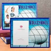 Volleyball themed Frames from Gifts By Fashioncraft
