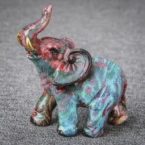 Graffiti style elephant Mini size from gifts by fashioncraft