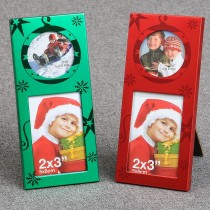 Christmas frame assortment in 24 piece display