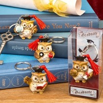 Wise Owl Graduation Key Chain From Gifts By Fashioncraft