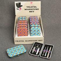 Mosaic Manicure Set