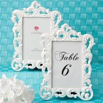 Baroque Design Frames / Table # holders
