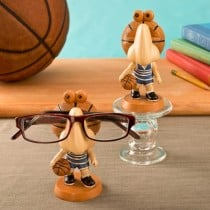 Basketball eyeglass holder from Gifts by Fashioncraft
