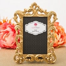 Baroque gold metallic frame from gifts by fashioncraft