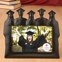 Graduation Silhouette group frame 4 x 6