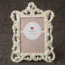 Opulent Brushed Gold Baroque 5 x 7 frame from gifts by fashioncraft