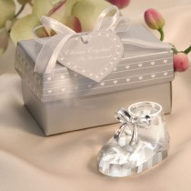 Choice Crystal By Fashioncraft - Baby Shoe