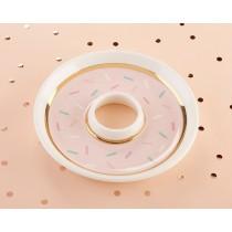 Sprinkled Donut Trinket Dish
