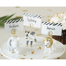 Safari Place Card Holder (Set of 6)