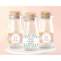Personalized Milk Jar - Cheery and Chic (Set of 12)