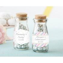 Personalized Milk Jar - So Sweet (Set of 12)