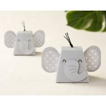 Elephant Favor Box (Set of 12)