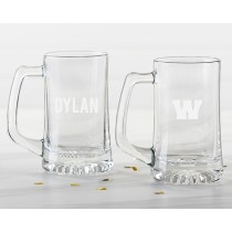 Personalized 15 oz. Beer Stein - Engraved