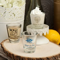 Design Your Own Collection shot glasses