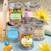 Design Your Own Collection Mini Paint Cans Favors