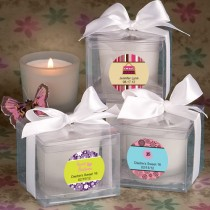 Fashioncraft'S Personalized Expressions  Collection Candle Favors - Sweet 16