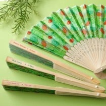Personalised expressions Pineapple themed Fan (Misc)