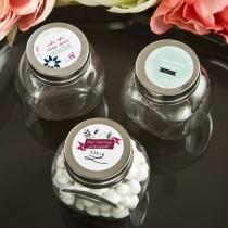Vintage Design Collection candy glass jar
