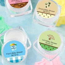 Personalized Lip Balm - Baby Shower