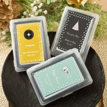 Aztec / Wanderlust Design Collection playing card favors