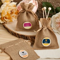 Design Your Own Collection burlap treat bags