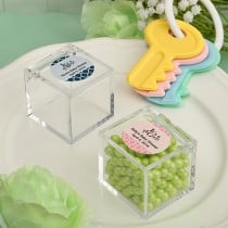 Personalized  Acrylic Box From The  Design your own collection
