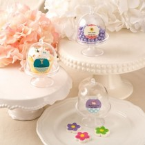 Personalized Medium Size cake stand for treats and cup cakes