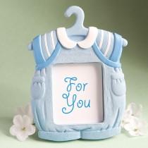 Cute Baby Themed Photo Frame Favors - Boy