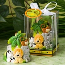 Jungle Critters Collection Candle Favors