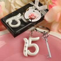 Quincineara Key Chain