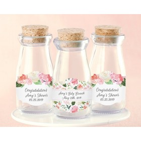 Personalized Milk Jar - Baby Brunch (Set of 12)