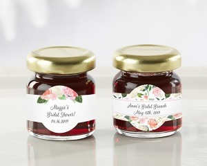 Personalized Strawberry Jam - Bridal Brunch (Set of 12)
