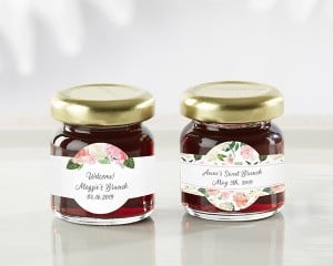 Personalized Strawberry Jam - Brunch (Set of 12)