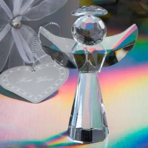 Choice Crystal Collection Angel Favors